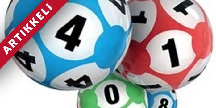 Kasinopelaamista ja lottoa Yako Casinolla